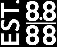 Est. 8.8.88